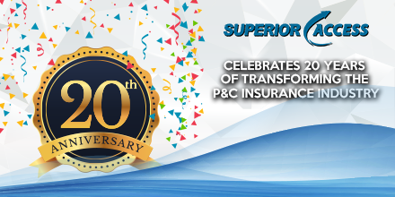 20 Years of Transforming the P&C Insurance Industry's