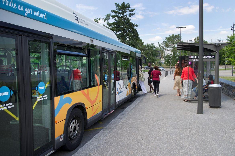 Visuel-bus