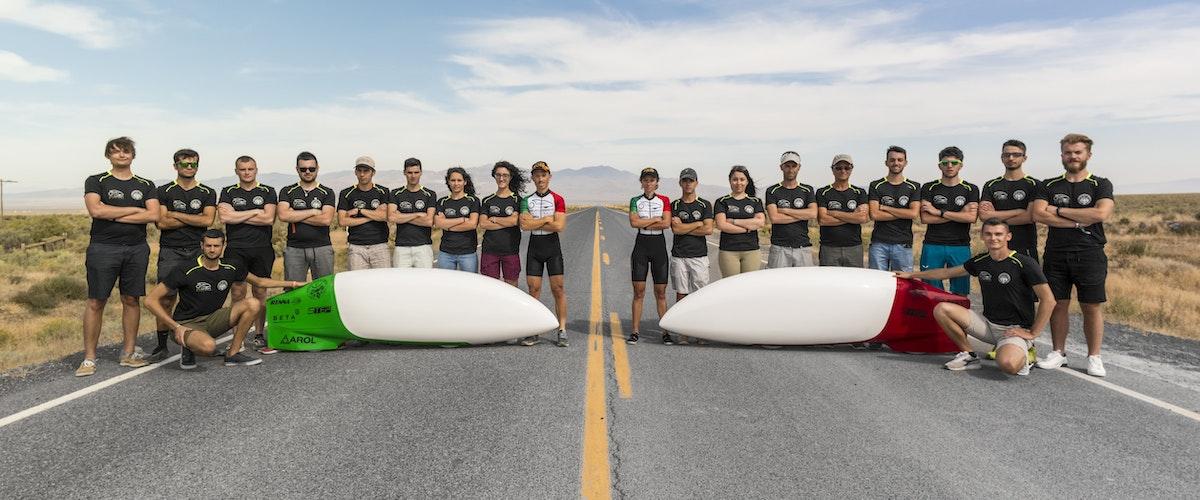Il team in Nevada