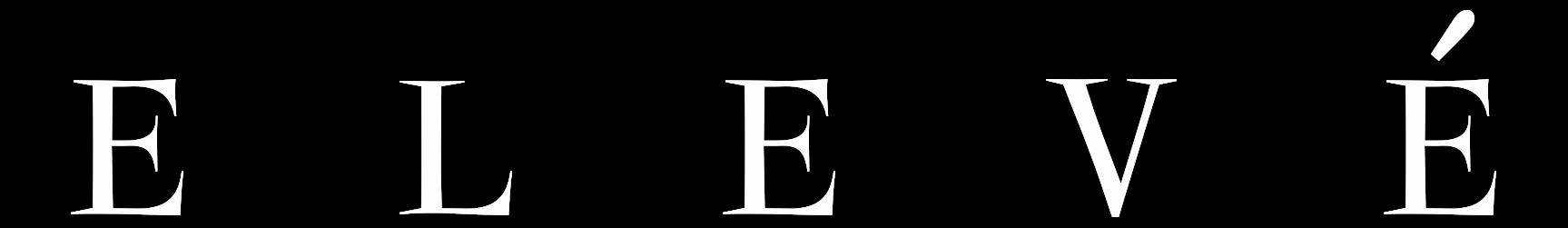 Elevé Logo