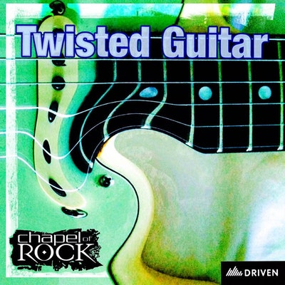 Twisted Guitar (album cover)