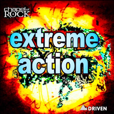 Extreme Action (album cover)