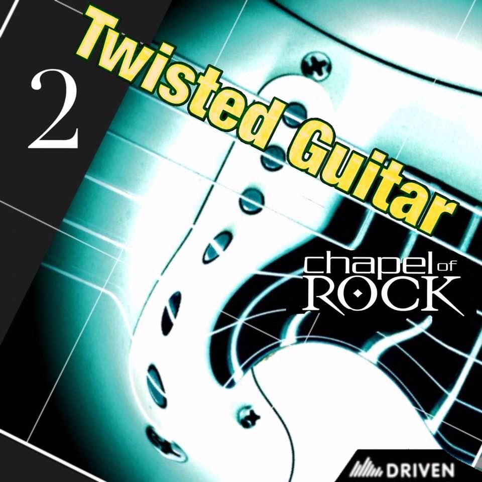 Twisted Guitar 2 (album cover)