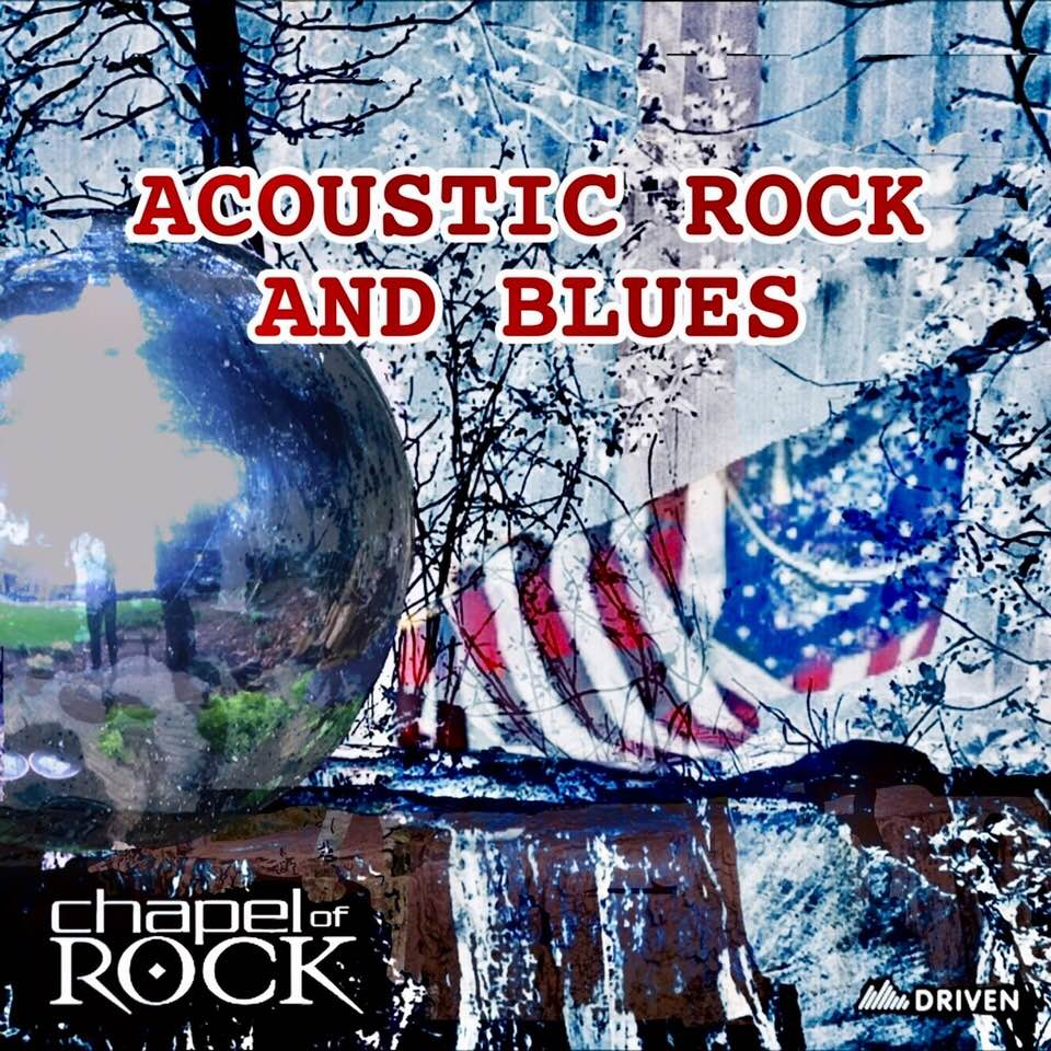 Acoustic Rock and Blues (album cover)