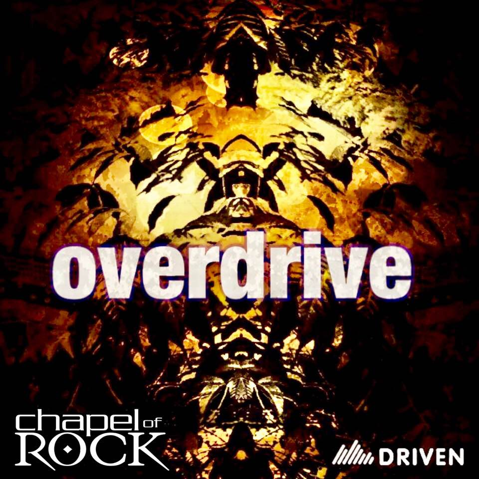 Overdrive (album cover)