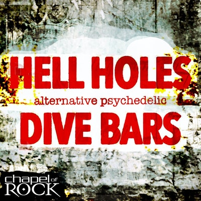 Hell Holes & Dive Bars  (album cover)