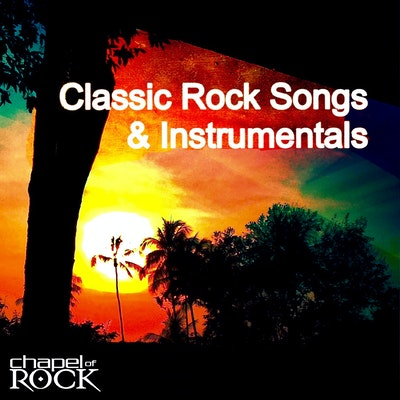 Classic Rock Songs & Instrumentals (album cover)