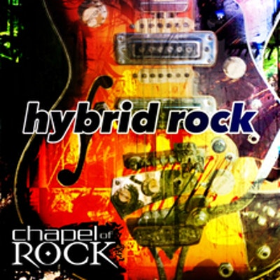Hybrid Rock (album cover)