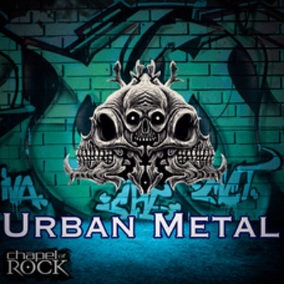 Urban Metal (album cover)