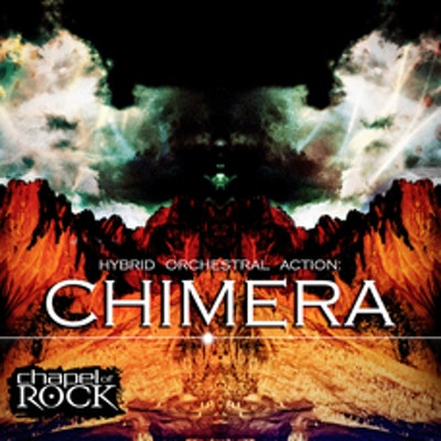 CHIMERA (album cover)