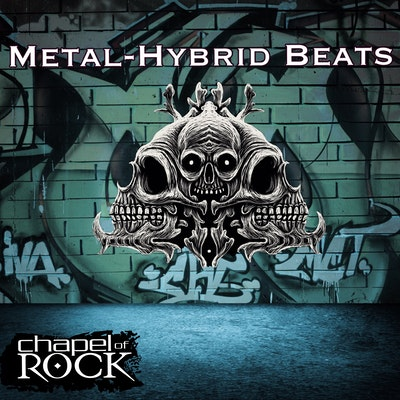 METAL - HYBRID BEATS (album cover)