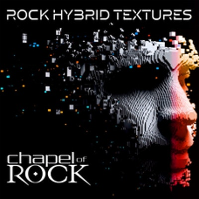 ROCK HYBRID TEXTURES (album cover)