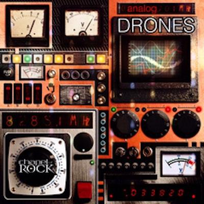 DRONES (album cover)