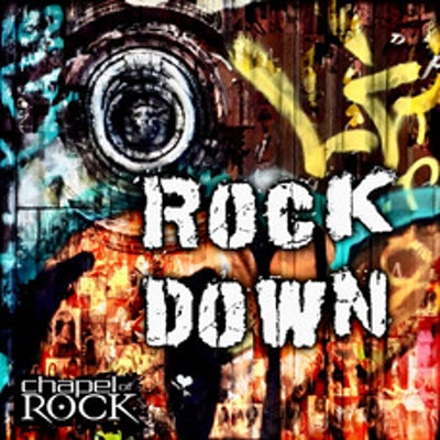 ROCK DOWN (album cover)