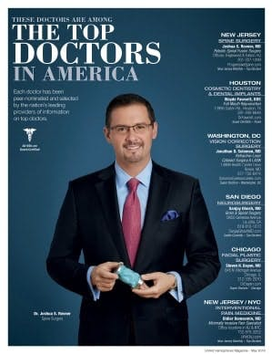 The Top Doctors in America