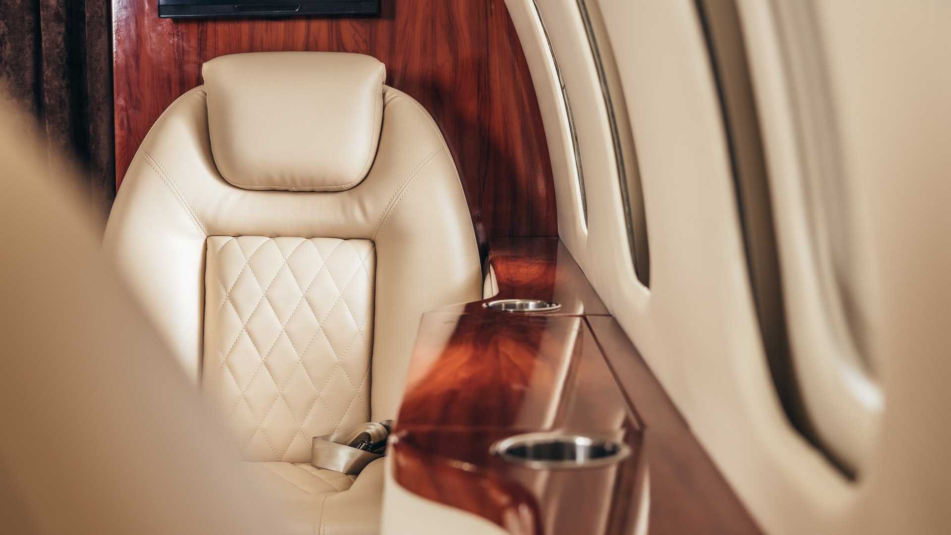 Single Seat On a Private Jet