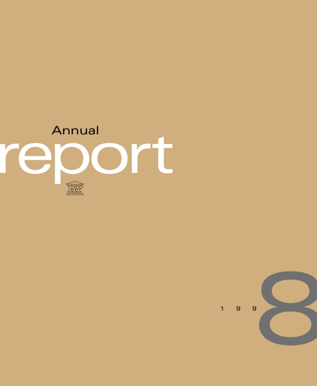 PPF Group Annual Report 1998