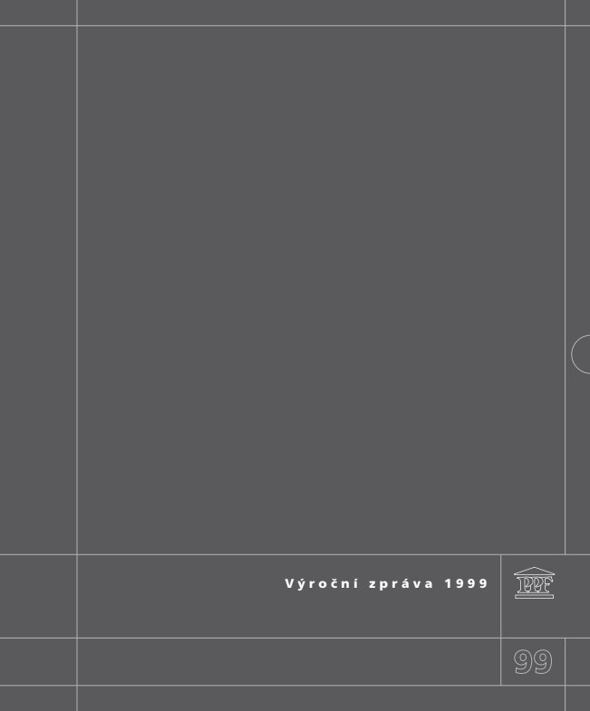 PPF Group Výroční zpráva 1999