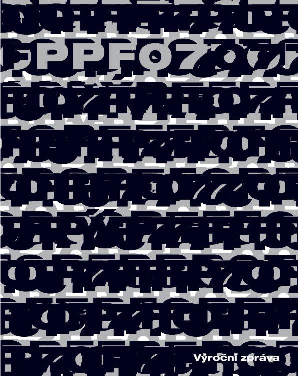 PPF Group Výroční zpráva 2007
