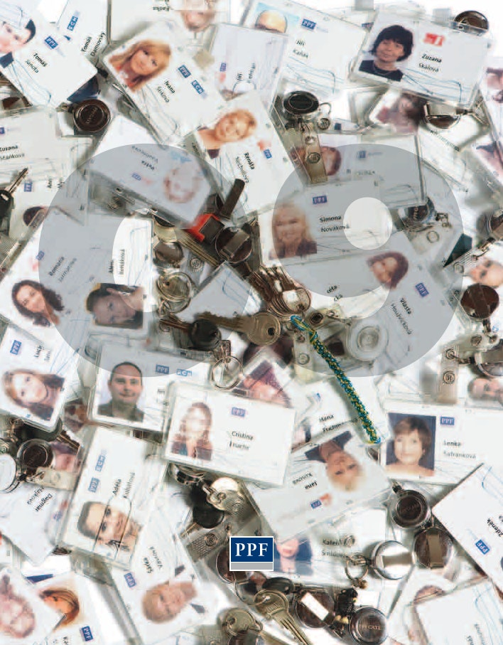 PPF Group Výroční zpráva 2009