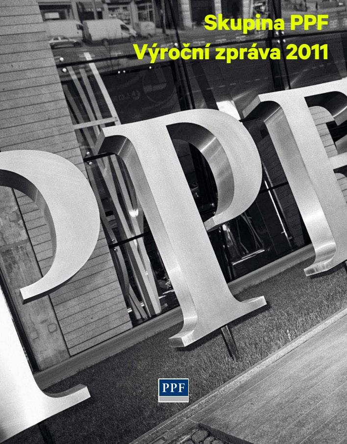 PPF Group Výroční zpráva 2011