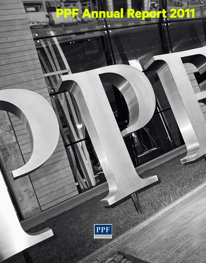PPF Group Annual Report 2011