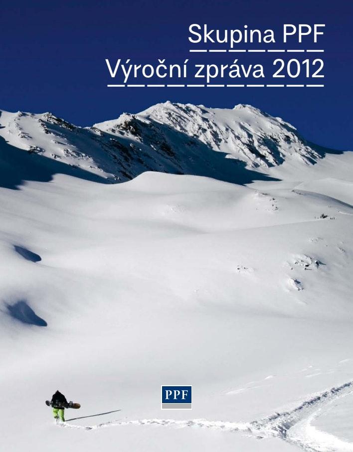 PPF Group Výroční zpráva 2012