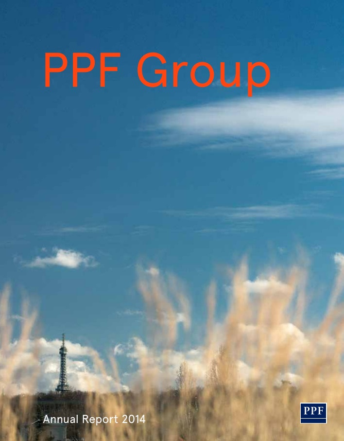 PPF Group N.V. Annual Report 2014