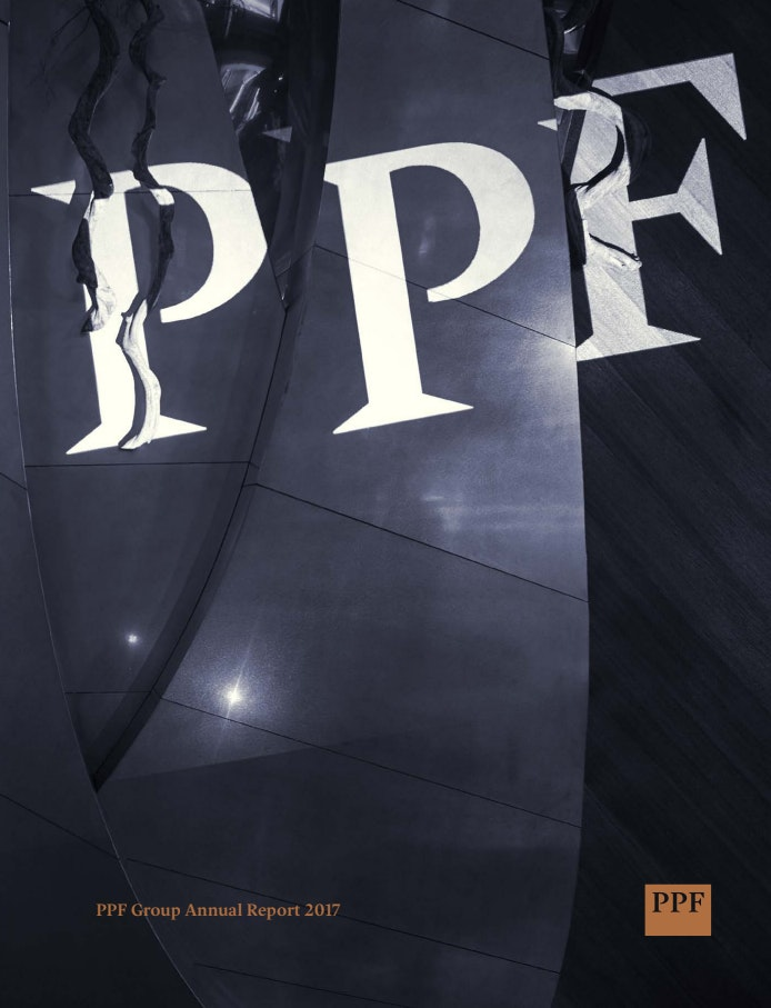 PPF Group N.V. Annual Report 2017