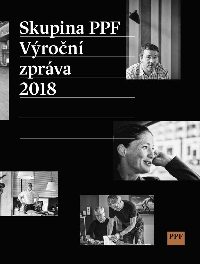 PPF Group N.V. Výroční zpráva 2018