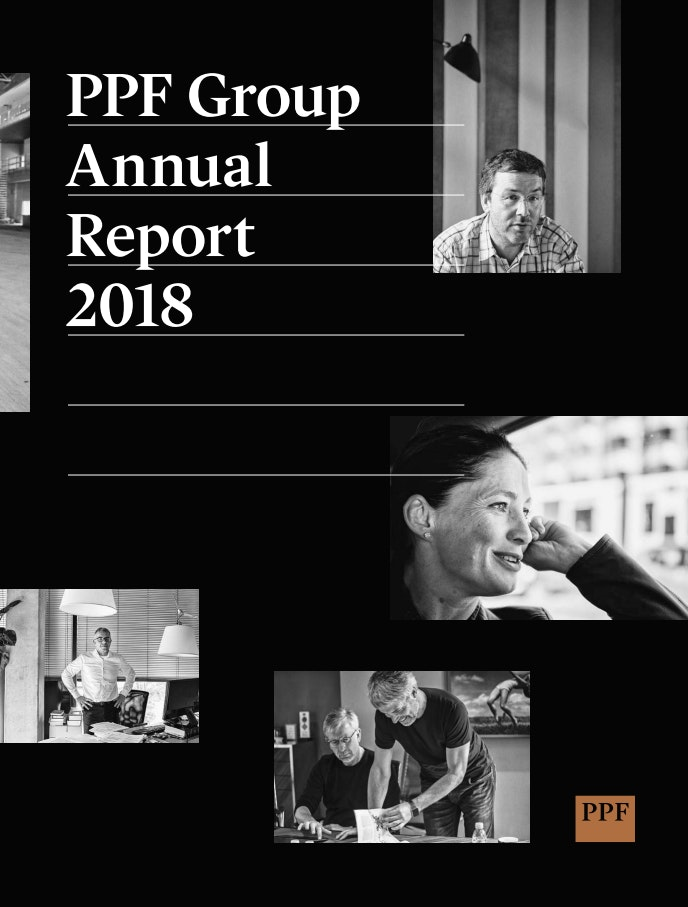 PPF Group N.V. Annual Report 2018