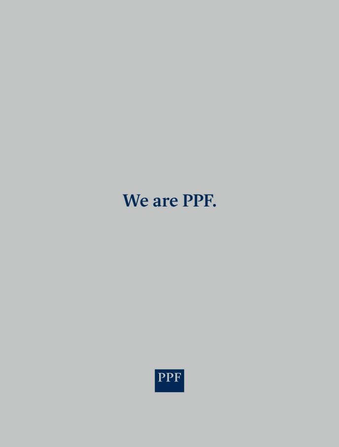 PPF Group N.V. Annual Report 2019