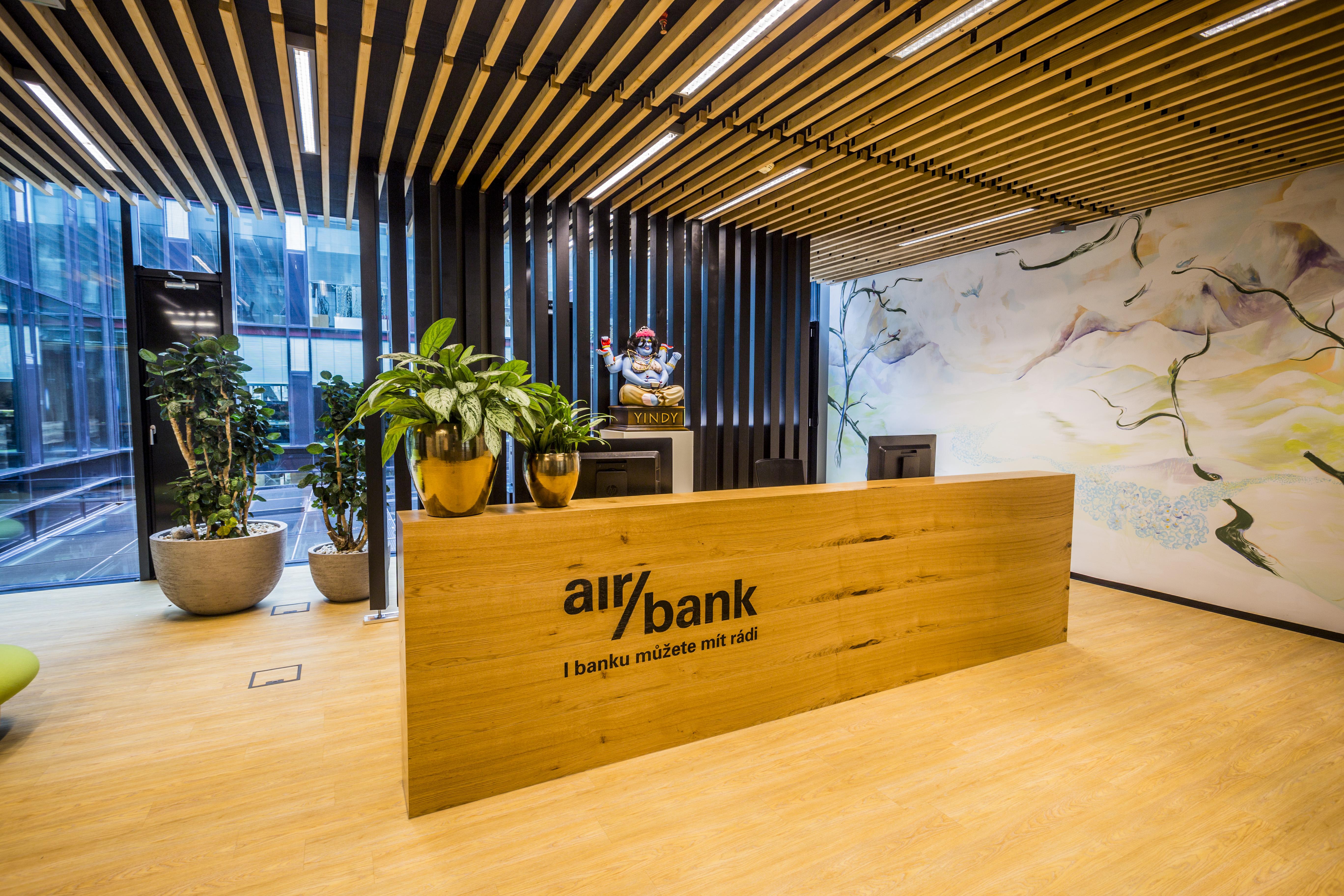 Air Bank HQ