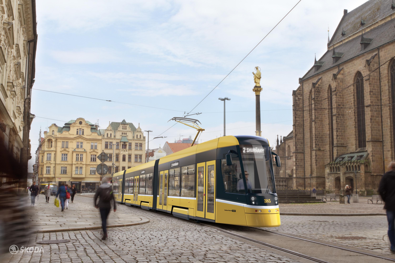 Chytrá tramvaj (Plzeň)