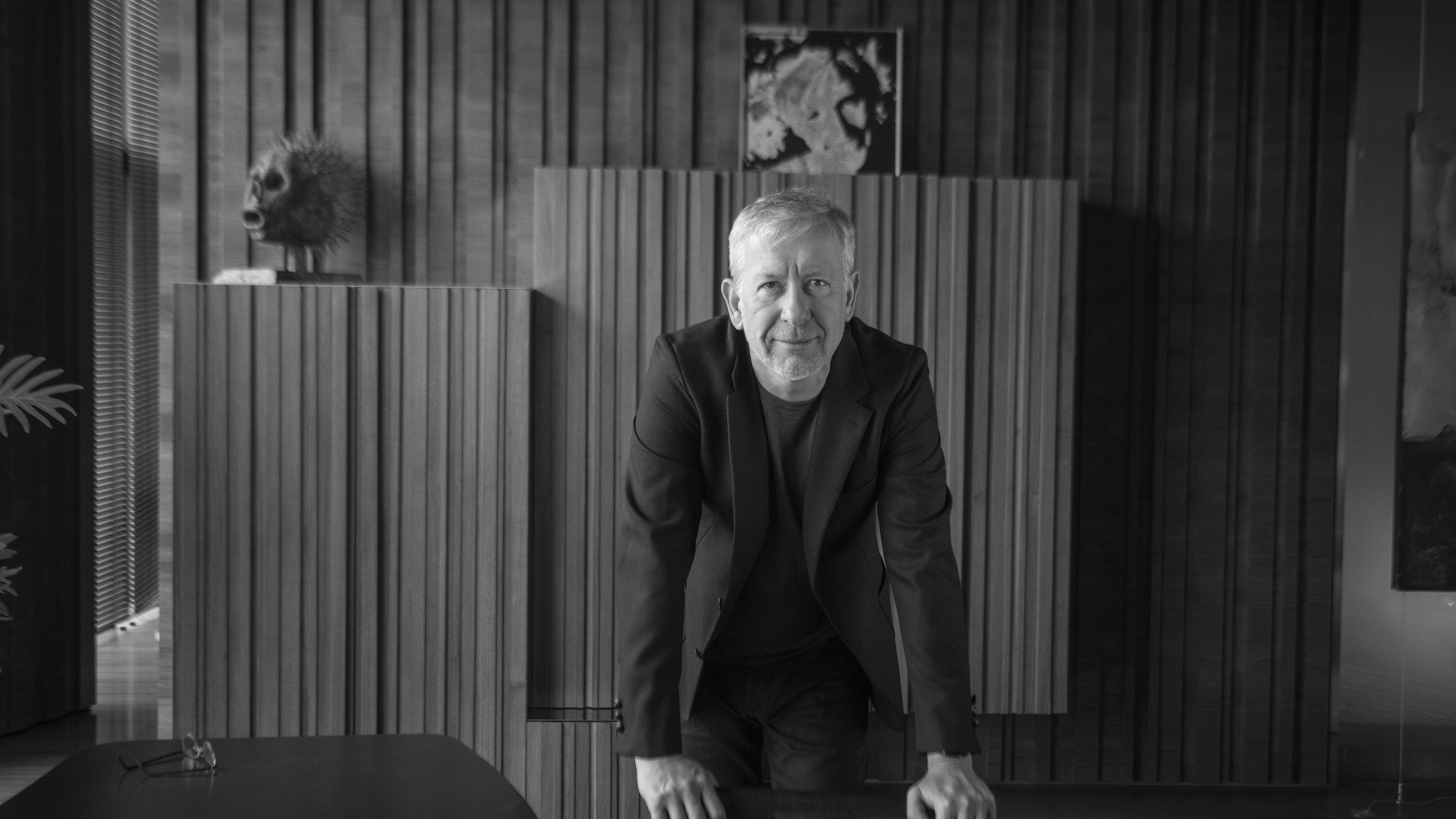 Ladislav Bartoníček, CEO a akcionář skupiny PPF