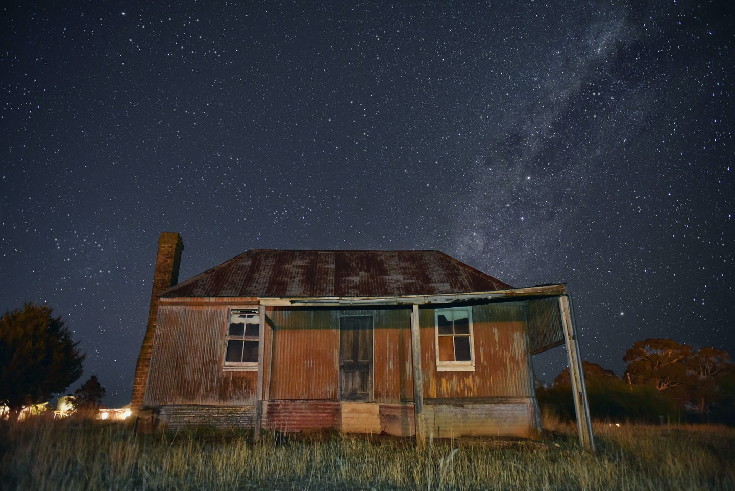 Emma Rolls, 'Under the stars', Orange, NSW.