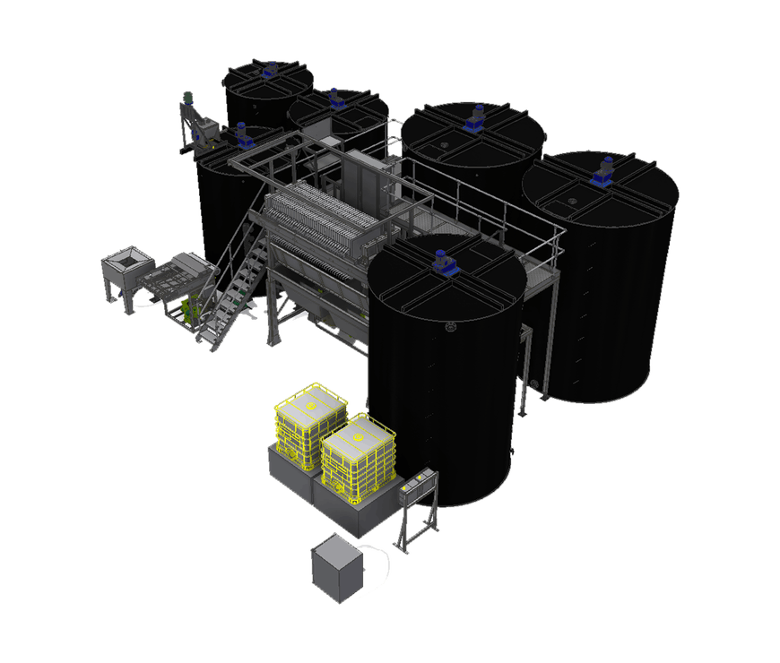 Ctech Europe Waste Water Treatment