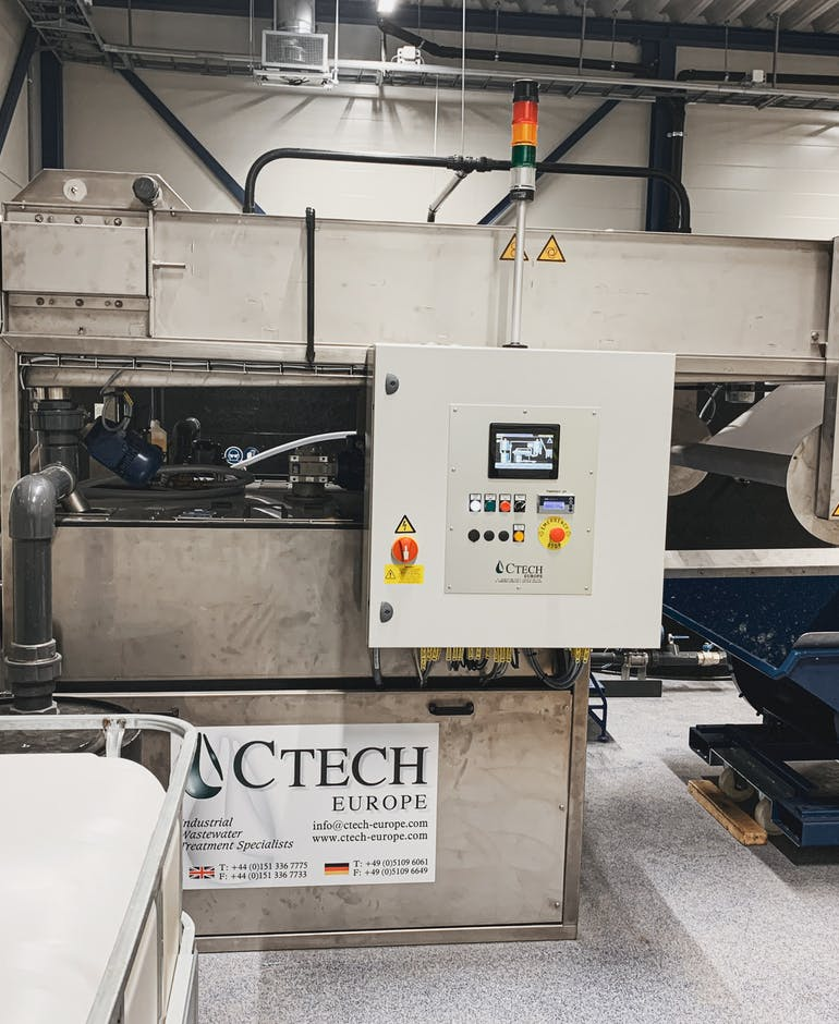 C-Tech Europe Water Treatment System