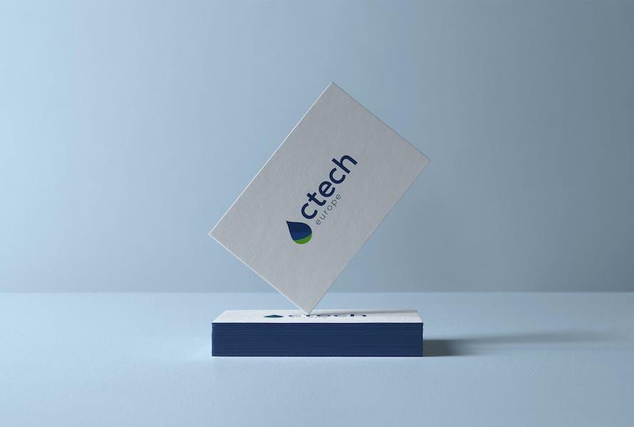 Ctech Europe Re-Brand