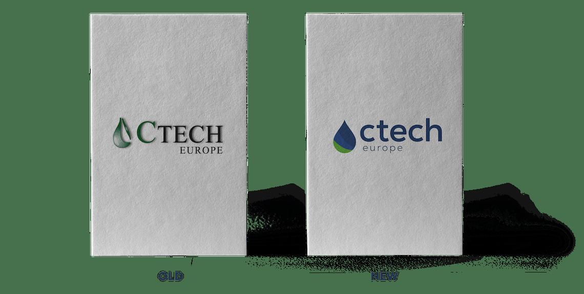ctech Europe Rebrand