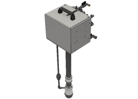 In-Tank PH Control System