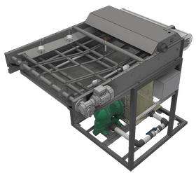 Bandfilter Dewatering Systems by Ctech Europe