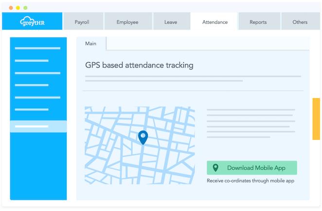 Geo Attendance Marking