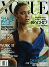 Media for Vogue Magazine