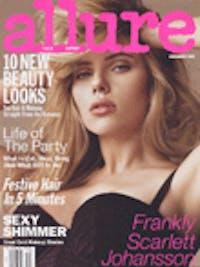 Media for Allure Magazine