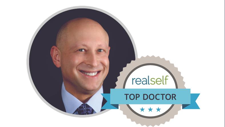 Sanctuary Plastic Surgery Blog   Sanctuary Plastic Surgery's Dr. Pozner Receives Top Doctor Status on RealSelf!