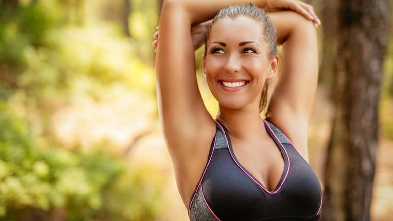 Sanctuary Plastic Surgery Blog | When Can You Start Exercising after Breast Surgery?