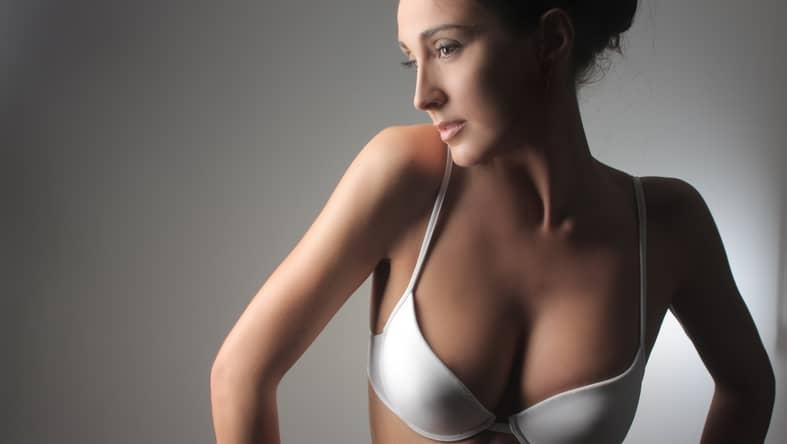 Sanctuary Plastic Surgery Blog | When Can I Wear a Bra after Breast Augmentation?