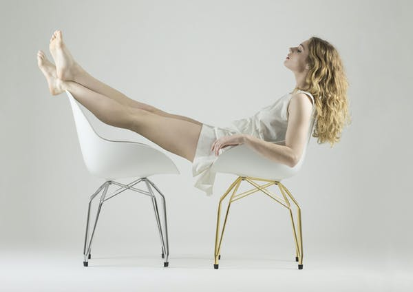 Kubikoff Chair Diamond Dimple
