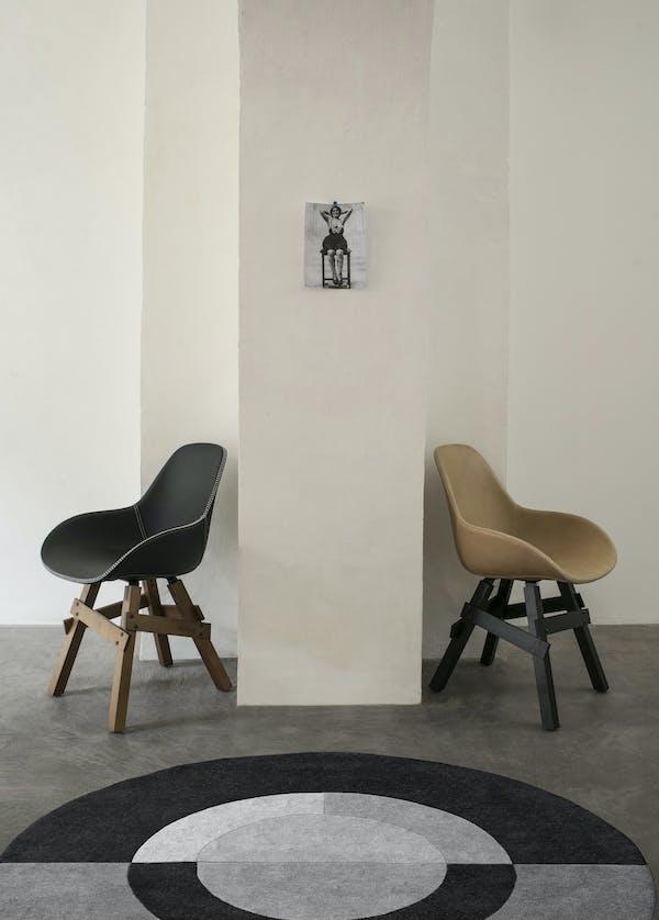 Kubikoff Chair Icon, Modern design Chair by Sander Mulder for Kubikoff.